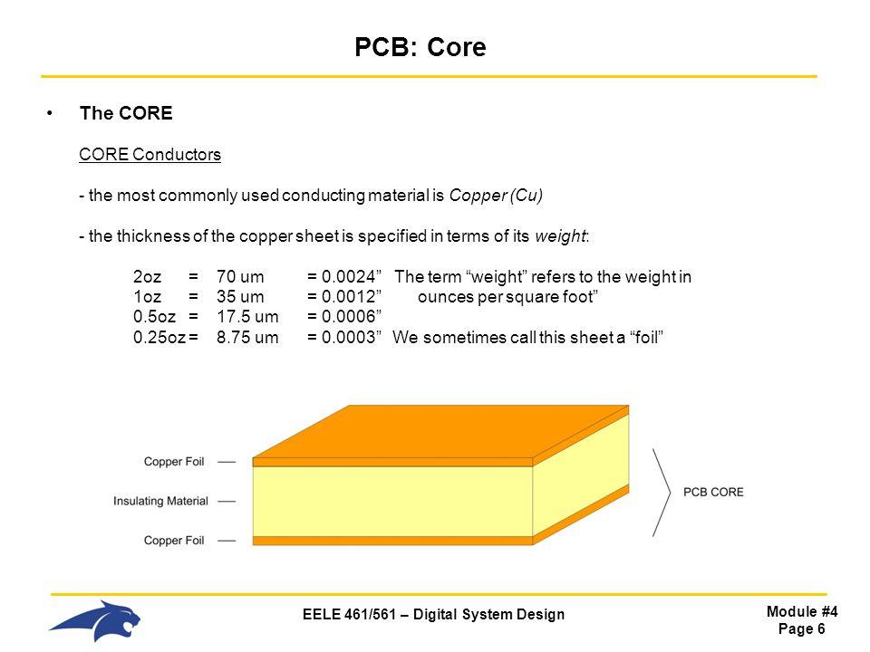 PCB: Core