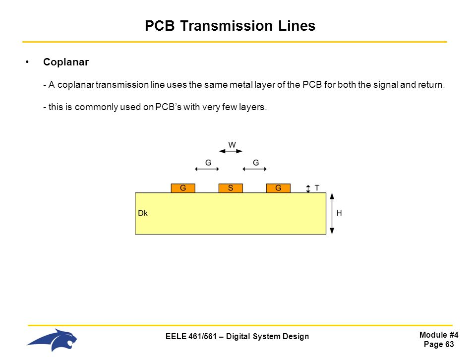 PCB Transmission Lines