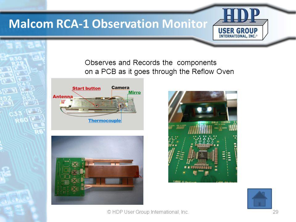 Malcom RCA-1 Observation Monitor