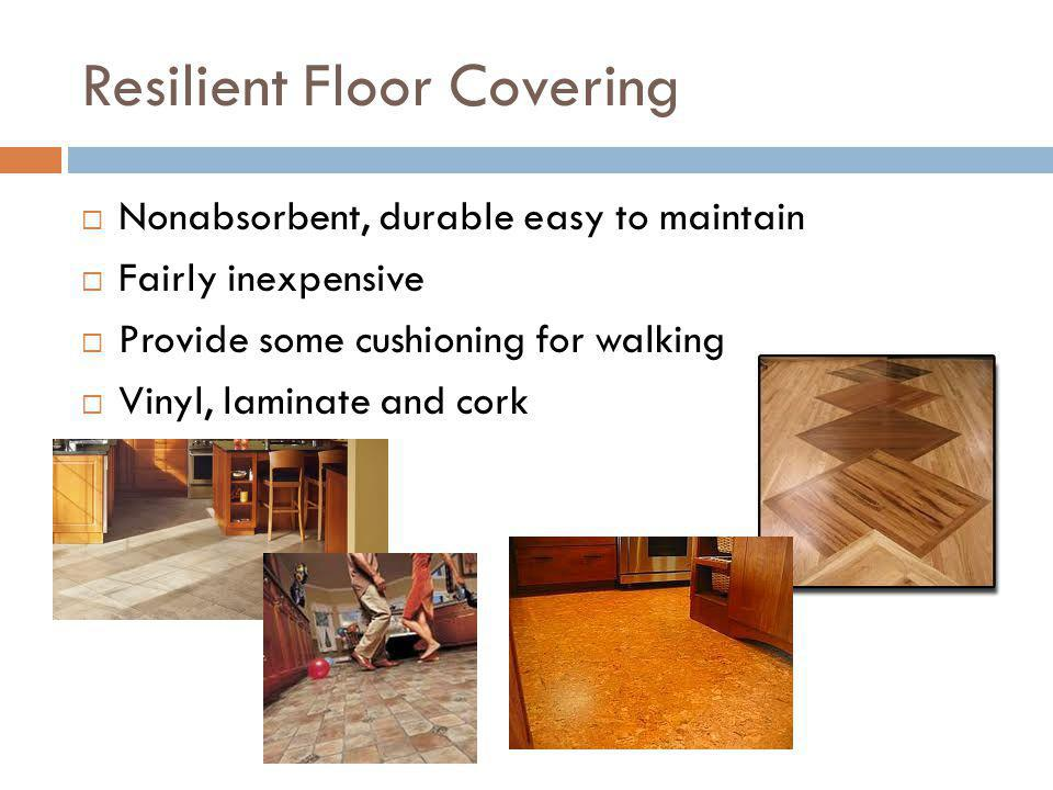 Resilient Floor Covering
