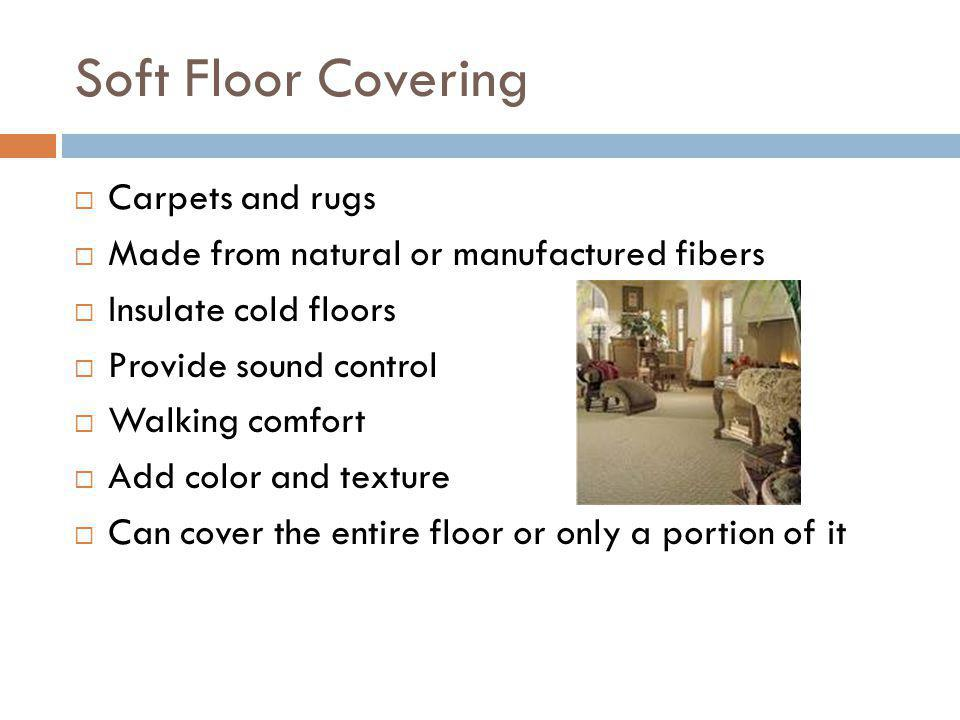 Soft Floor Covering Carpets and rugs