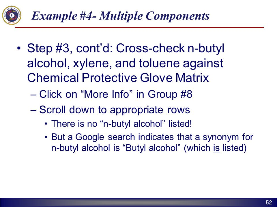 Example #4- Multiple Components