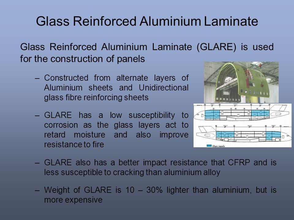 Glass Reinforced Aluminium Laminate