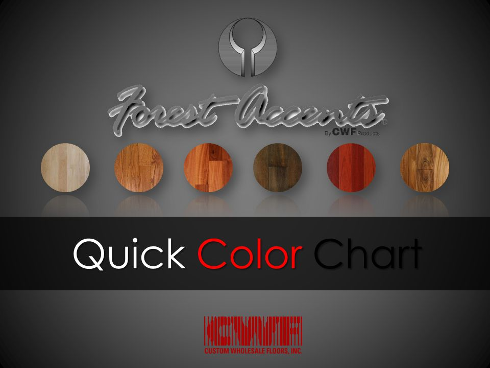 Quick Color Chart