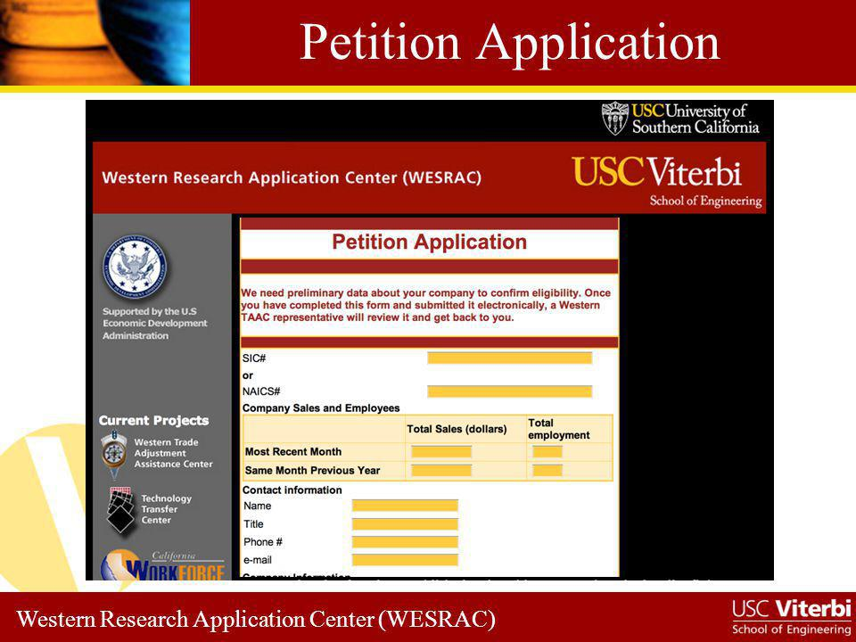 Petition Application