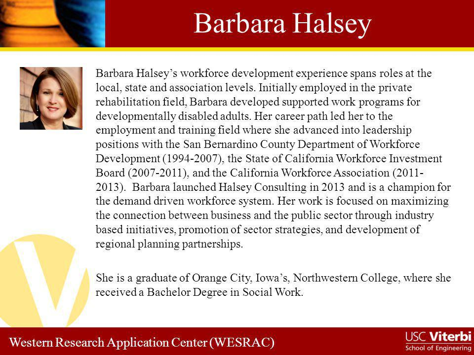 Barbara Halsey
