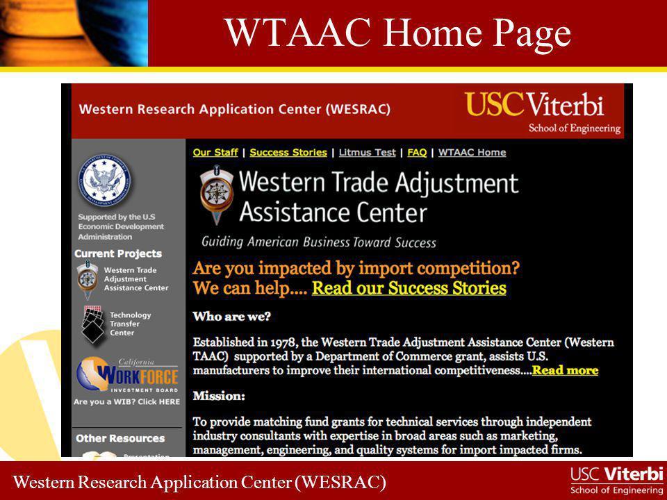 WTAAC Home Page