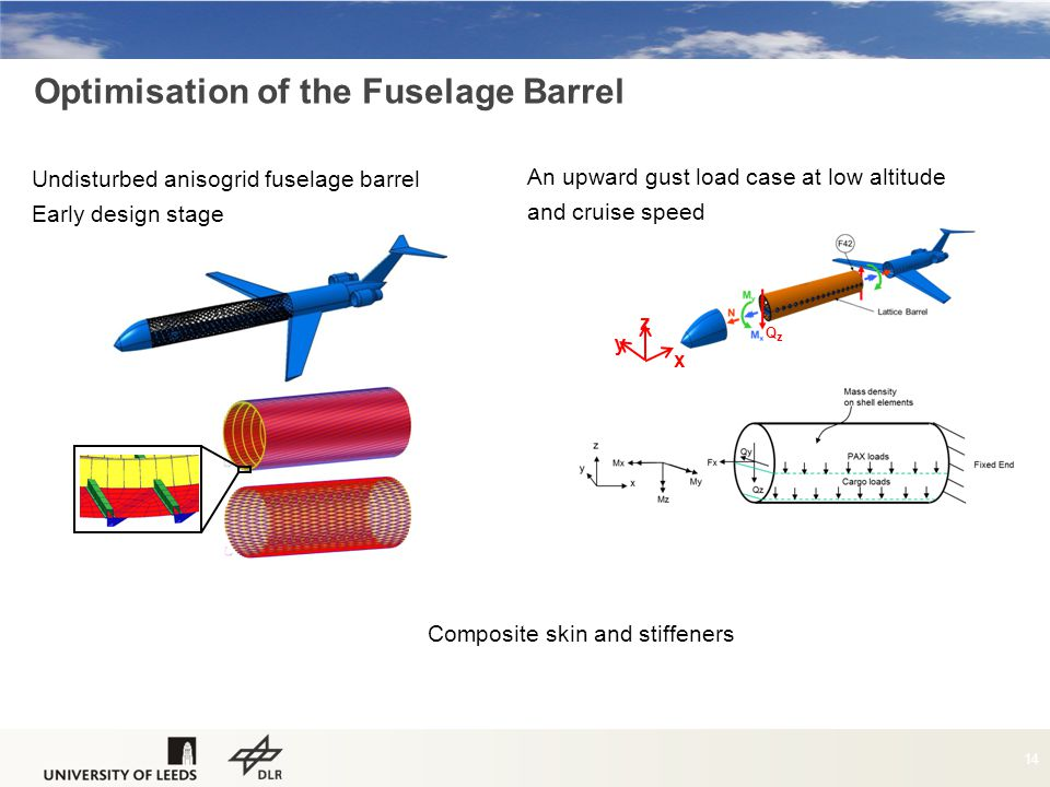 Optimisation of the Fuselage Barrel