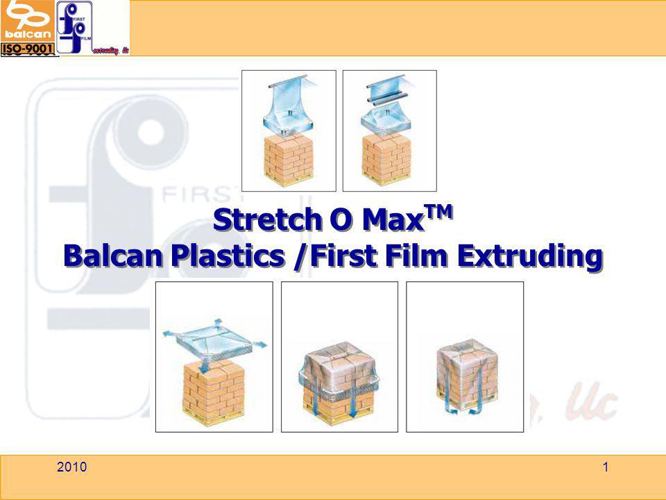 Balcan Plastics /First Film Extruding