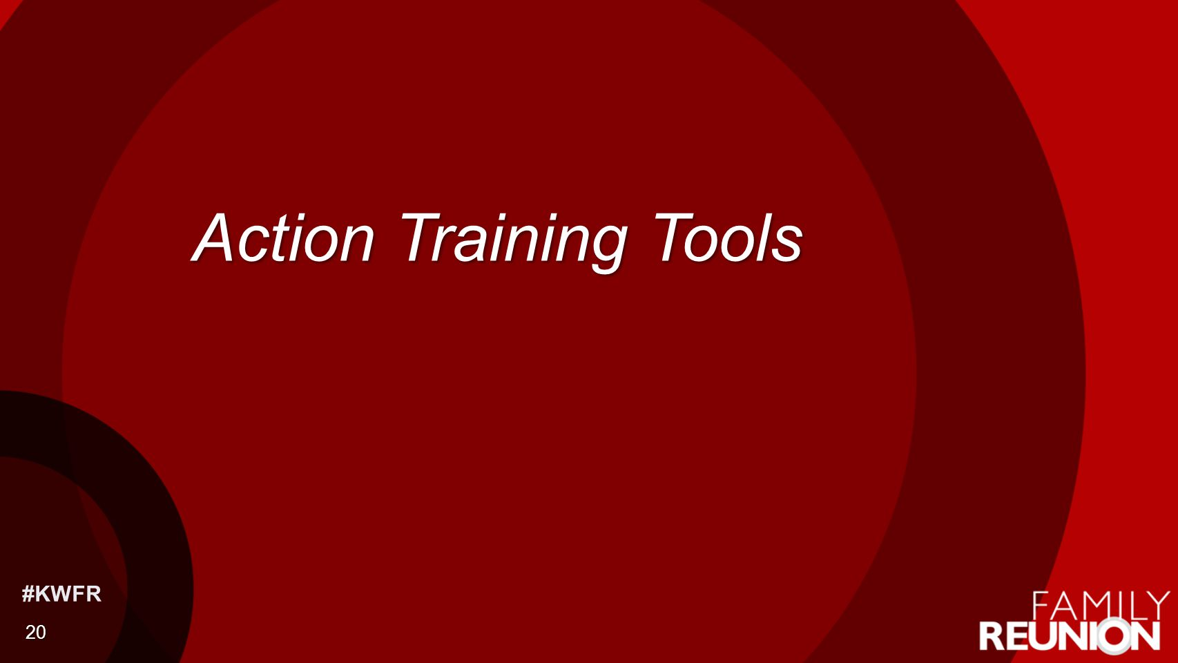 Action Training Tools