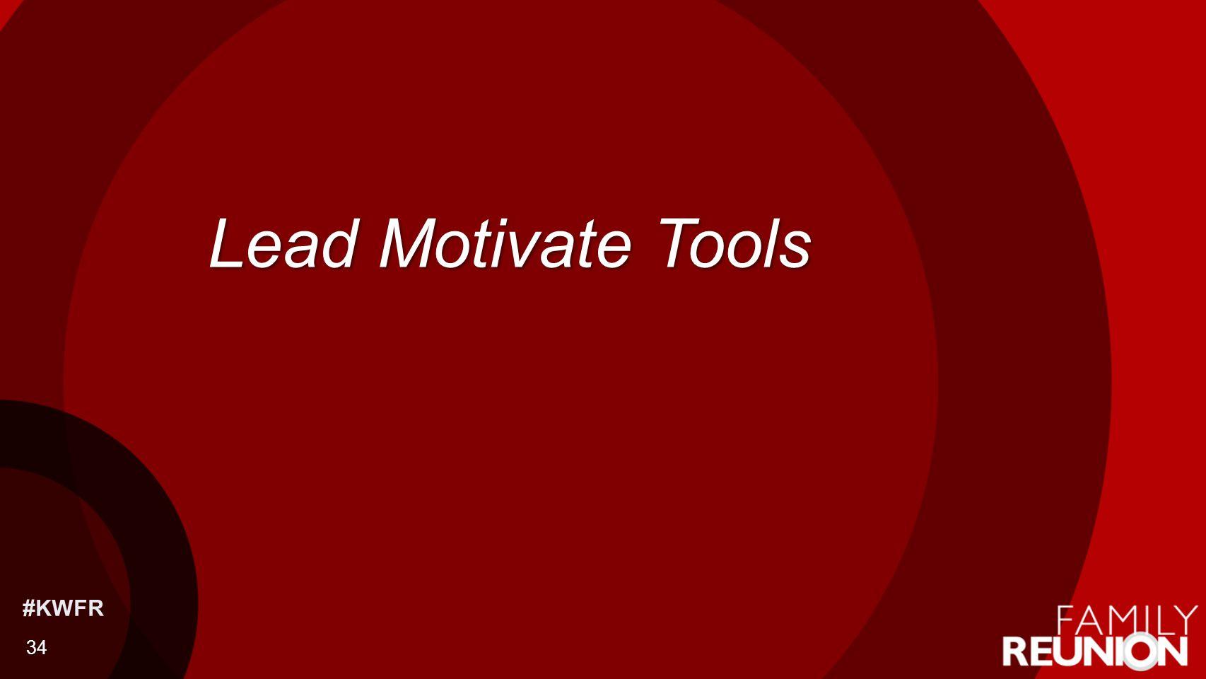 Lead Motivate Tools