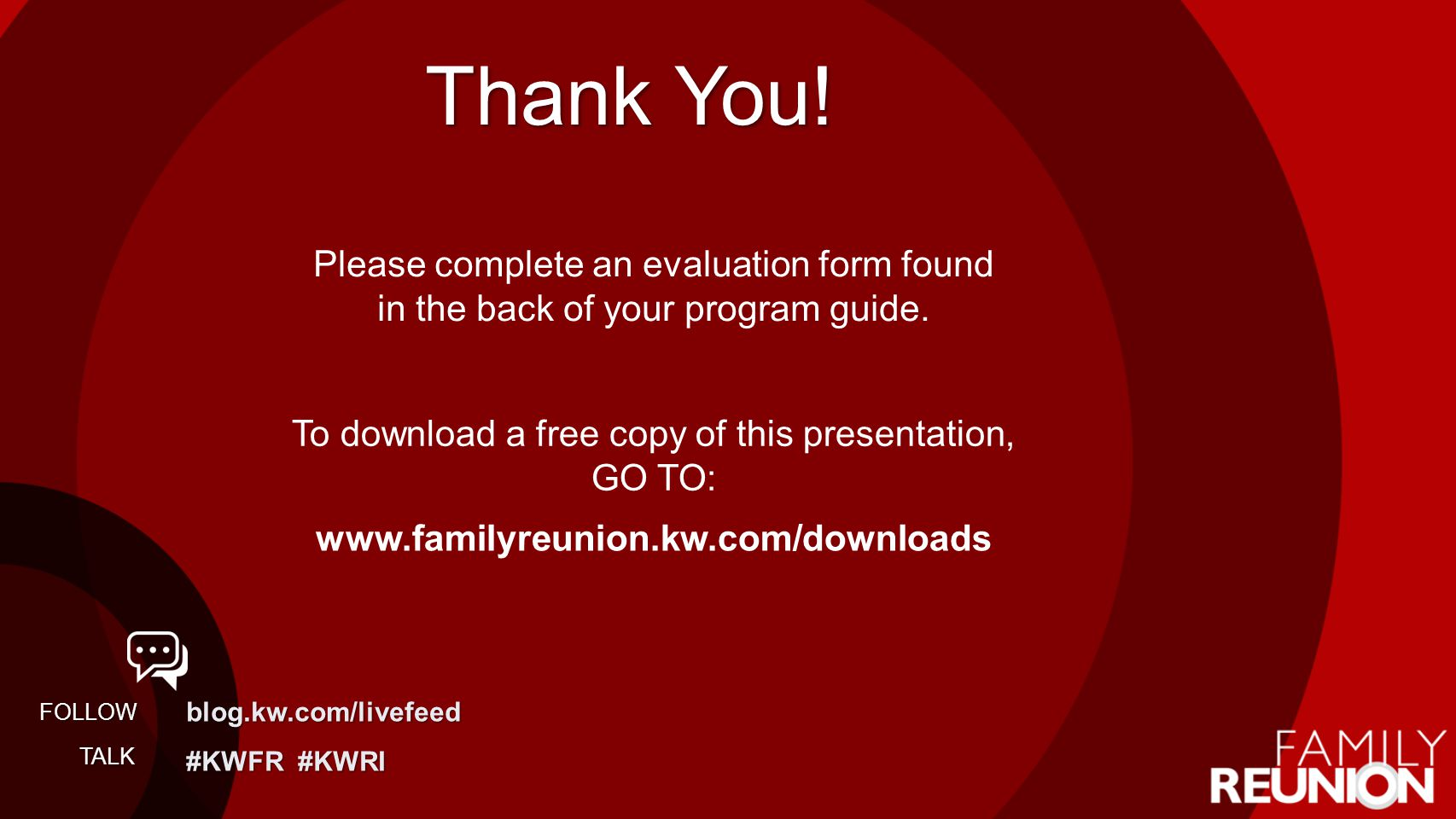 To download a free copy of this presentation, GO TO: