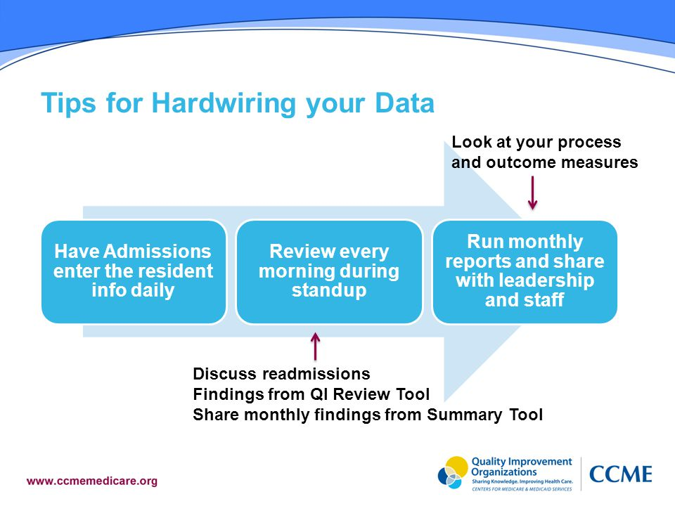 Tips for Hardwiring your Data
