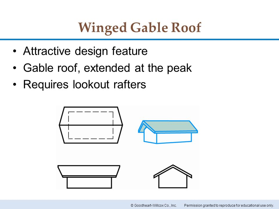 Chapter 16 Roof Designs Chapter 16 Roof Designs Ppt