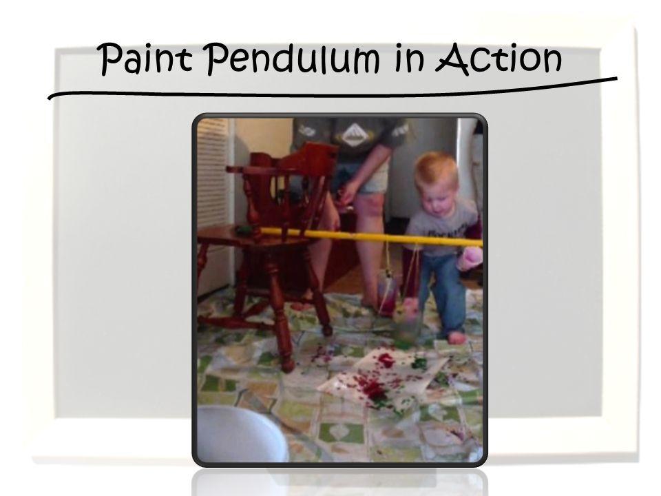 Paint Pendulum in Action