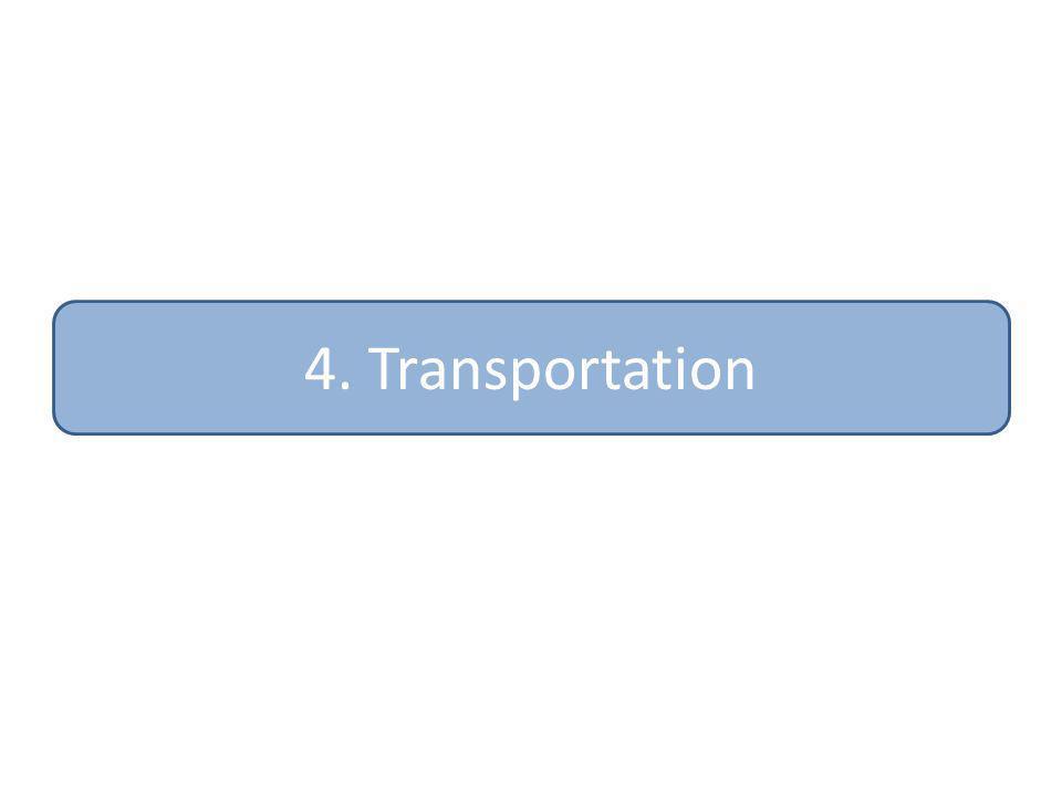 4. Transportation
