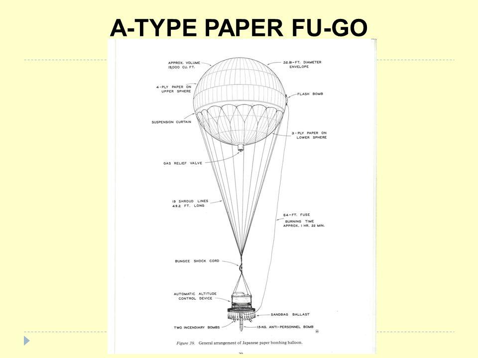 A-TYPE PAPER FU-GO