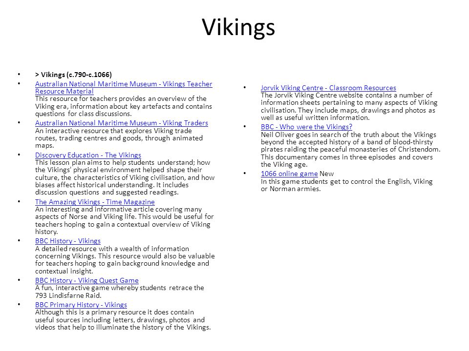 Vikings > Vikings (c.790-c.1066)