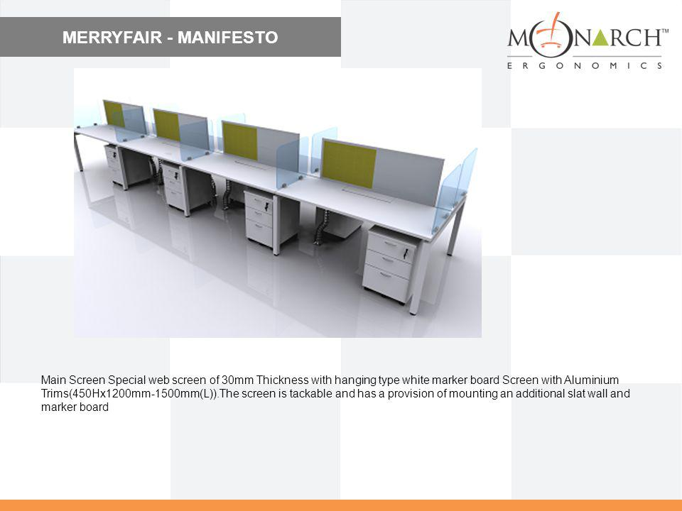 MERRYFAIR - MANIFESTO