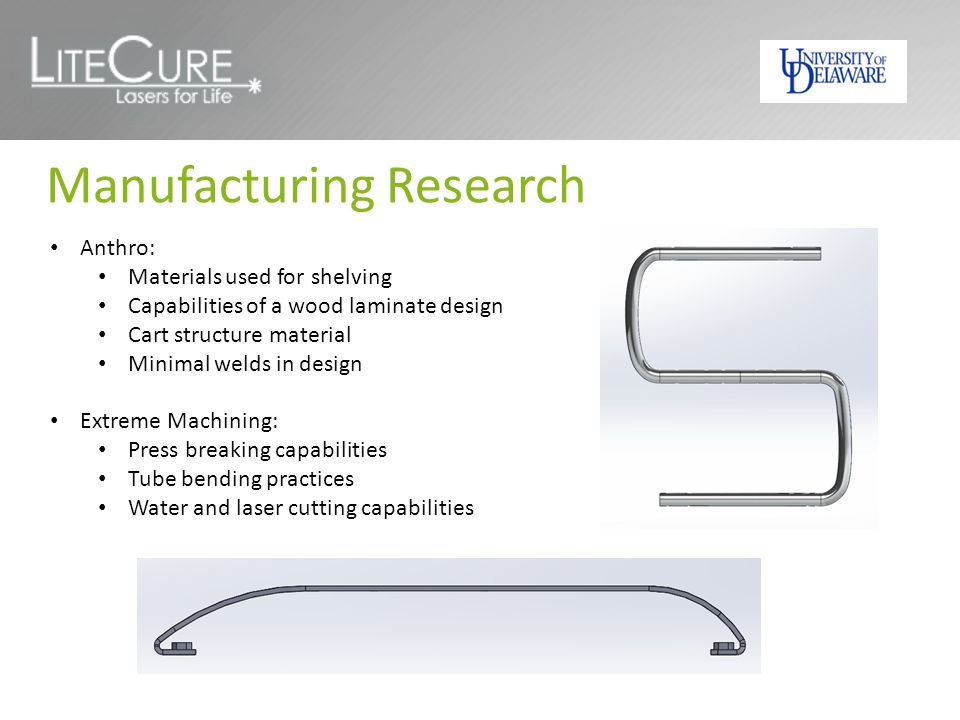 Manufacturing Research