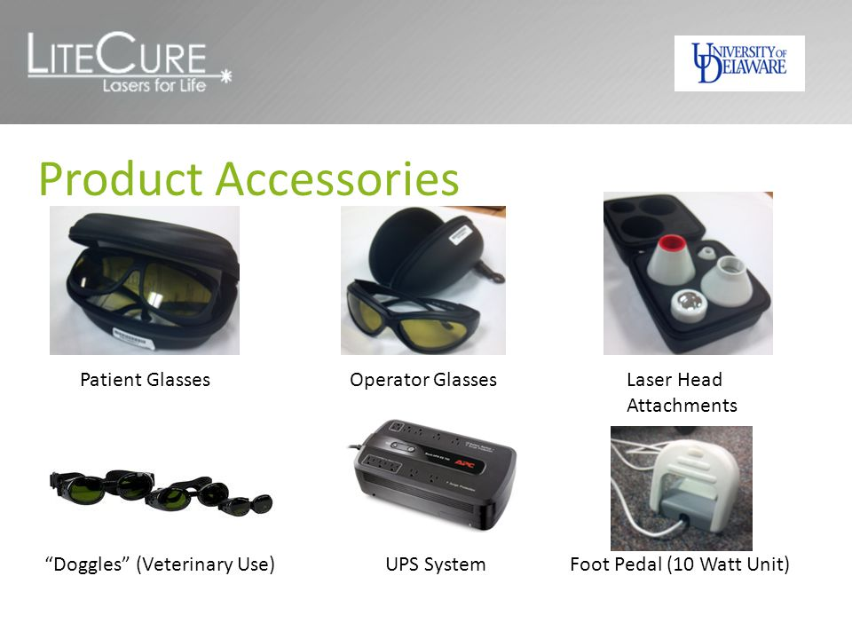 Product Accessories Patient Glasses Operator Glasses