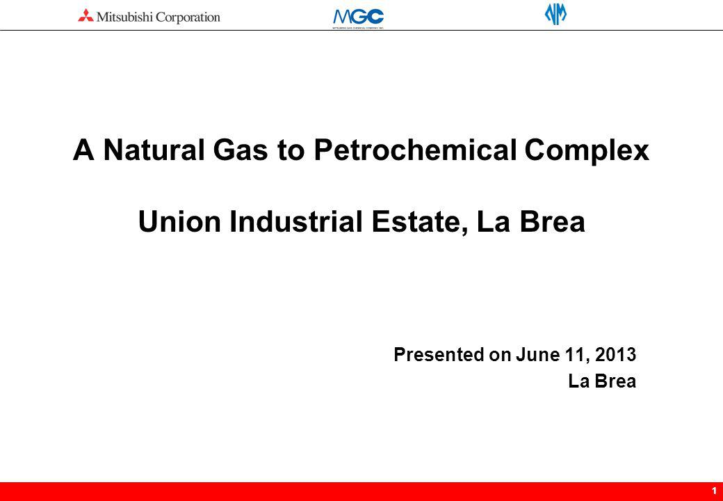 A Natural Gas to Petrochemical Complex