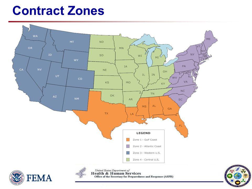 Contract Zones