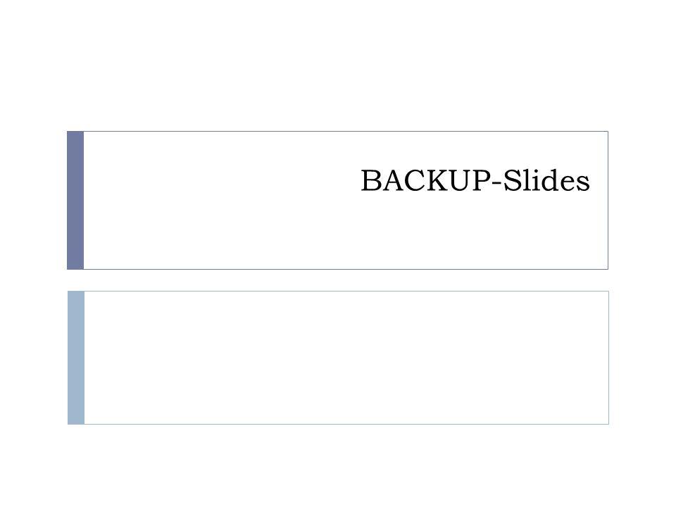 BACKUP-Slides