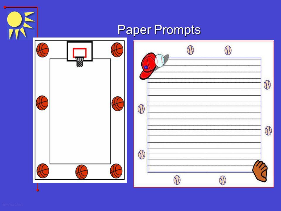Paper Prompts