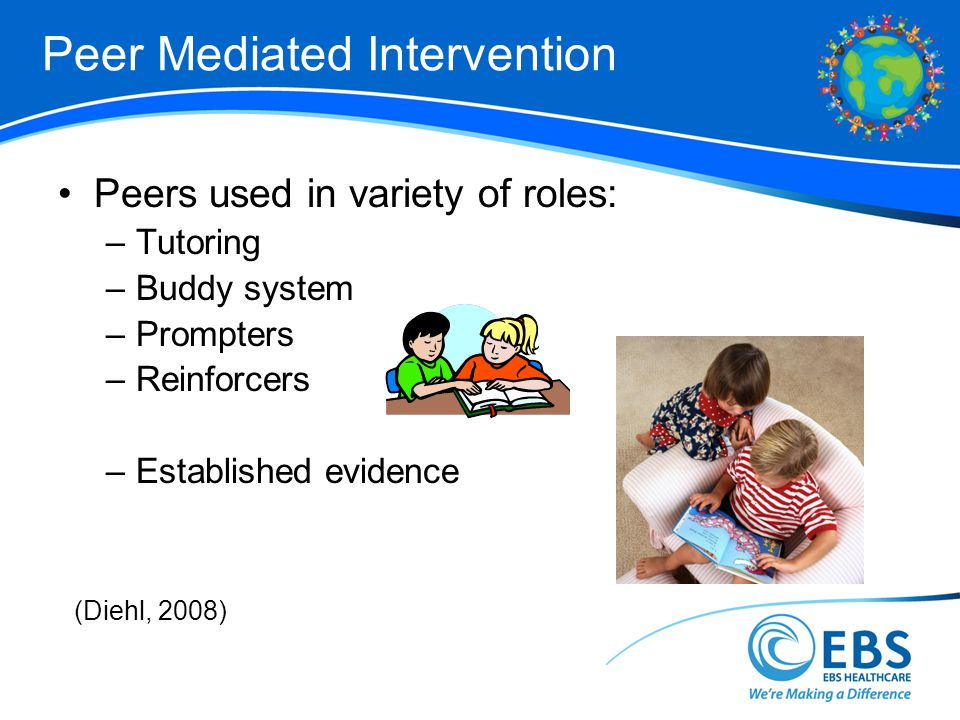 Peer Mediated Intervention