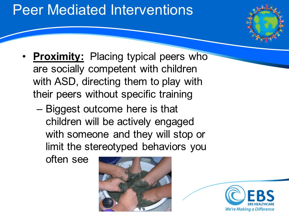 Peer Mediated Interventions