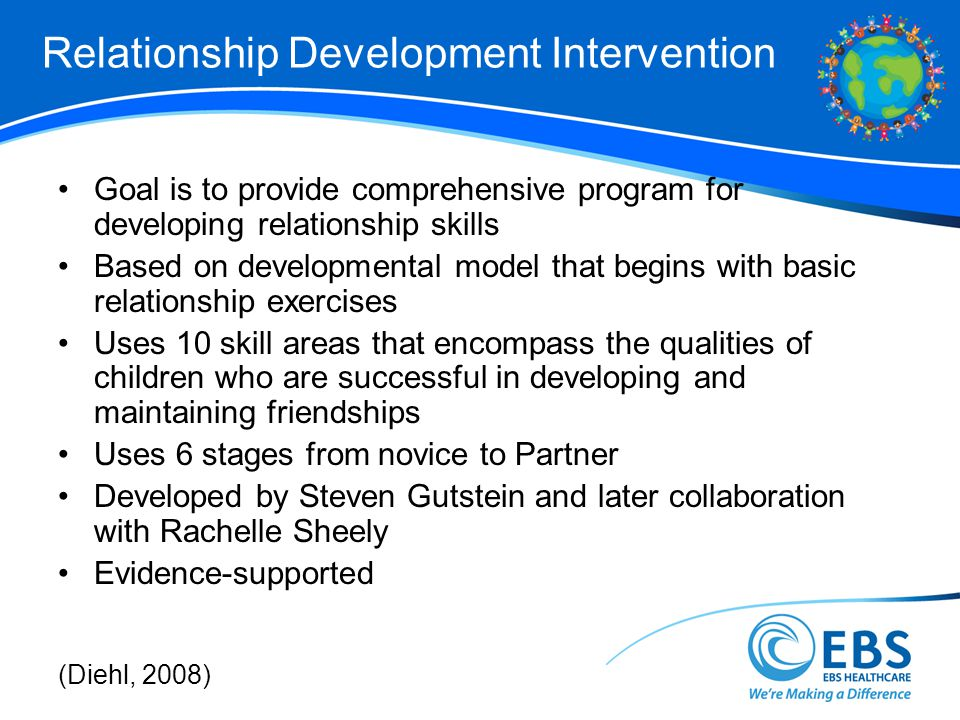 Relationship Development Intervention
