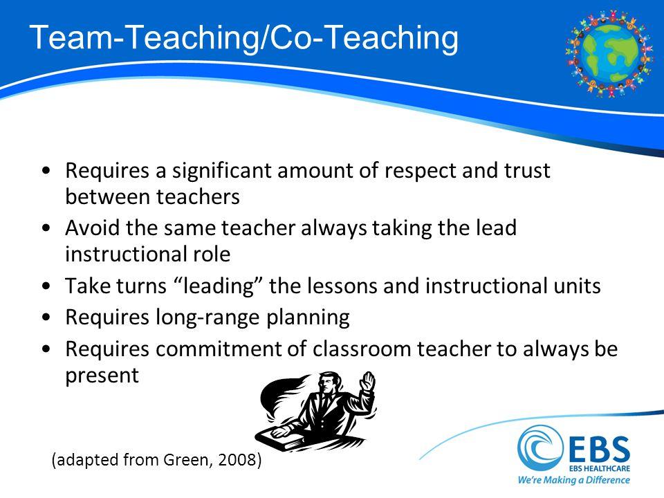 Team-Teaching/Co-Teaching