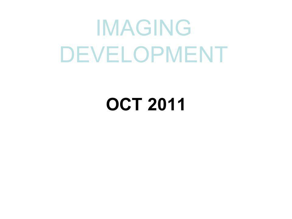 IMAGING DEVELOPMENT OCT 2011