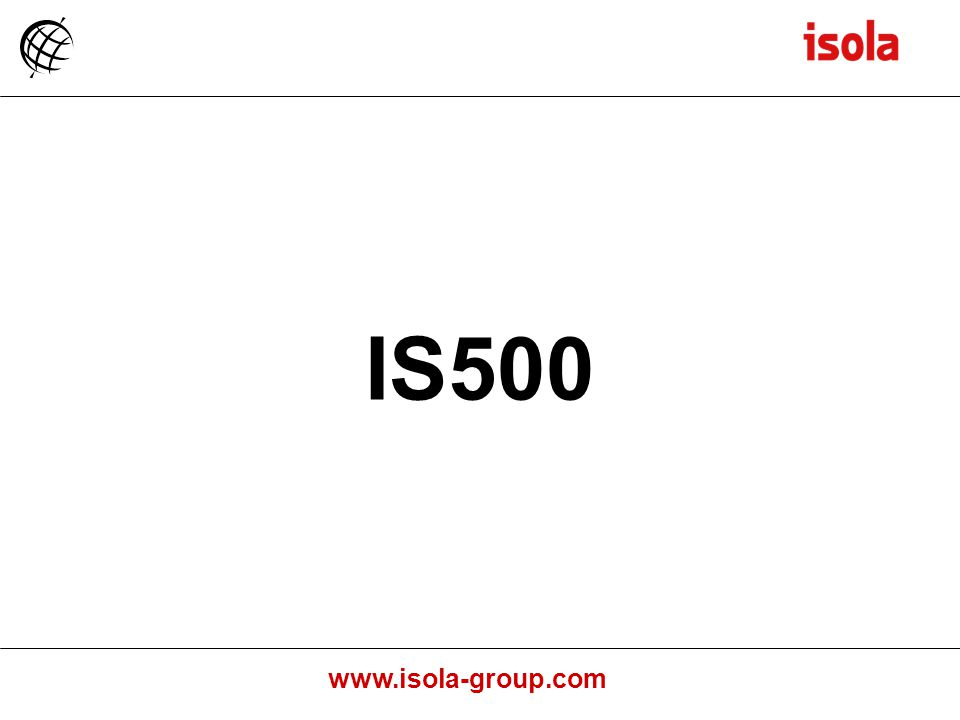 IS500