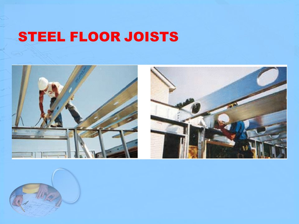 STEEL FLOOR JOISTS