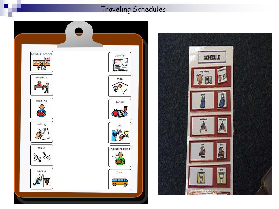 Traveling Schedules