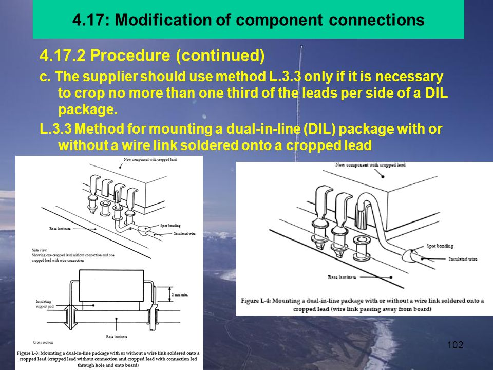 4.17: Modification of component connections