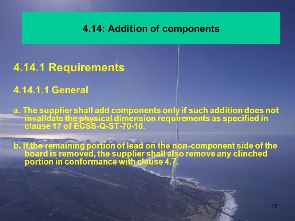 4.14: Addition of components
