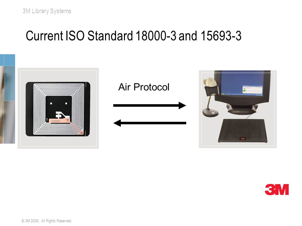 Current ISO Standard 18000-3 and 15693-3