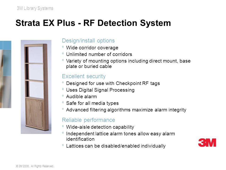 Strata EX Plus - RF Detection System