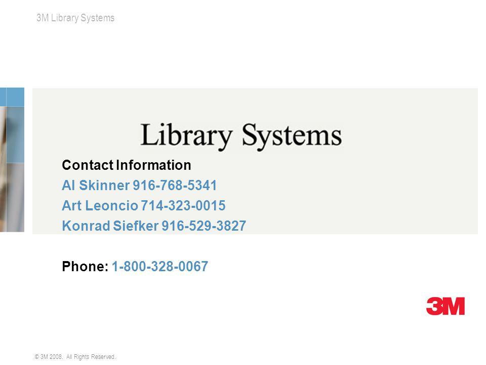 Contact Information Al Skinner 916-768-5341. Art Leoncio 714-323-0015. Konrad Siefker 916-529-3827.