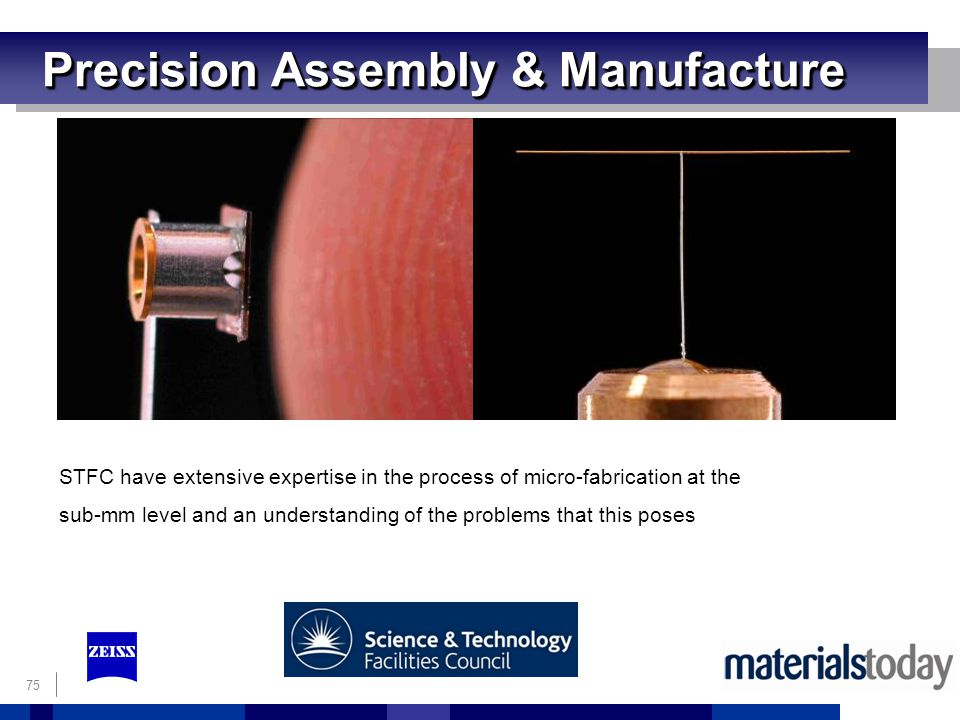 Precision Assembly & Manufacture