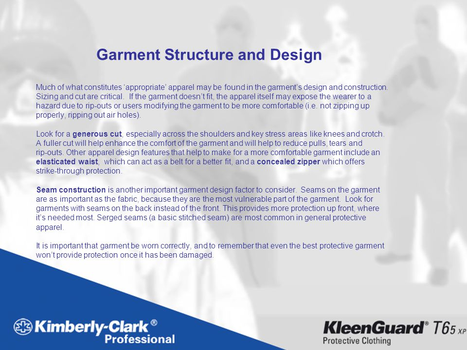 Garment Structure and Design