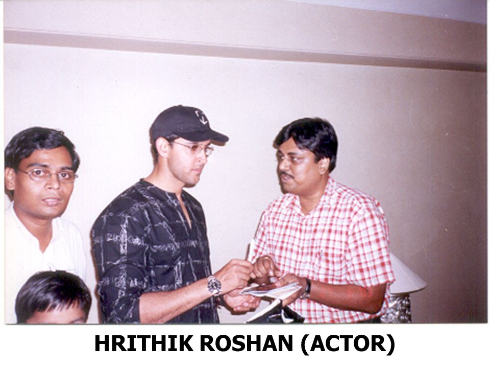 HRITHIK ROSHAN (ACTOR)