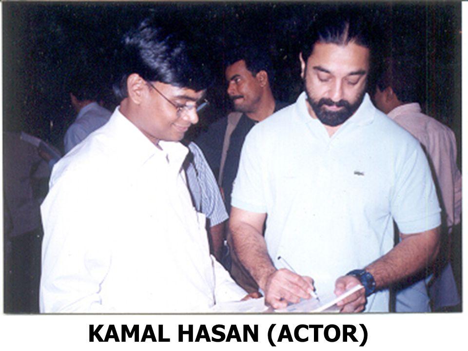 KAMAL HASAN (ACTOR)