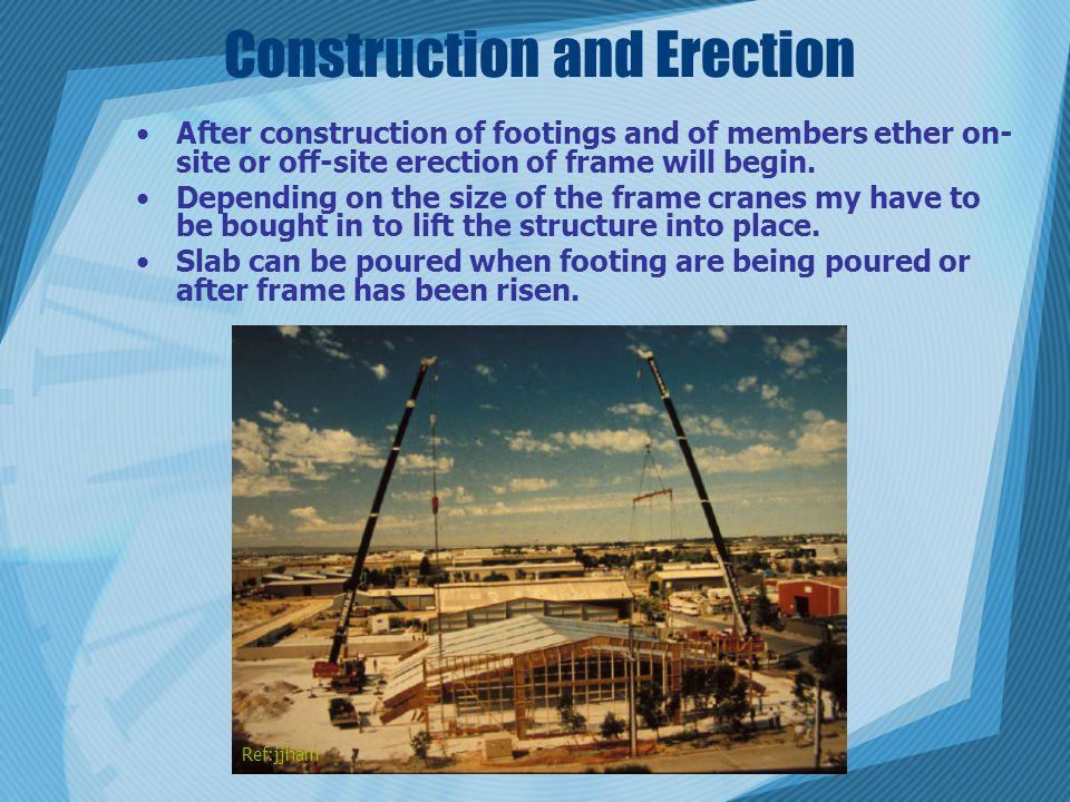 Construction and Erection