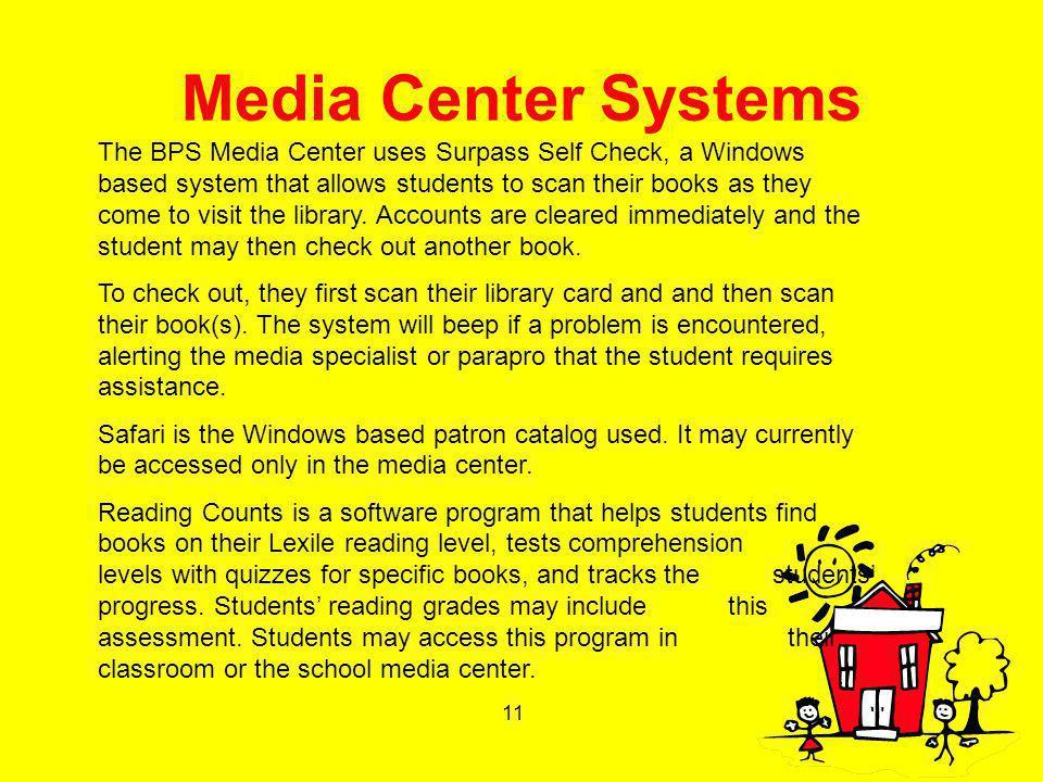 Media Center Systems
