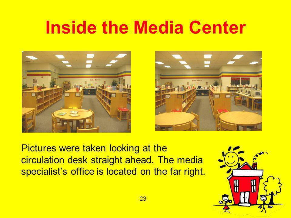 Inside the Media Center