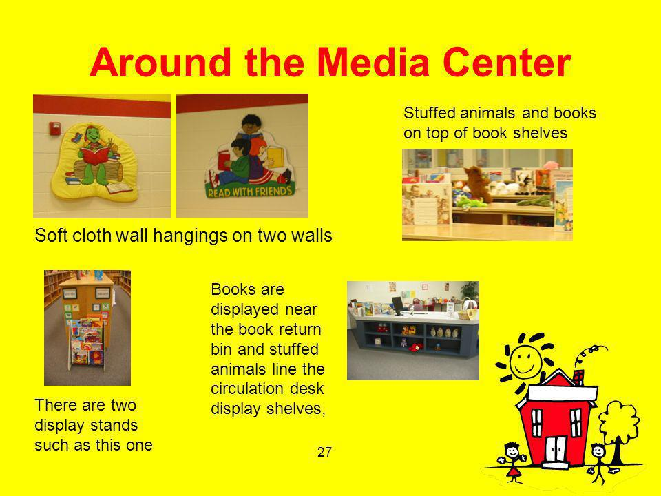 Around the Media Center